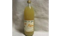 Pur jus de poire BIO. Cheval Blanc (84)