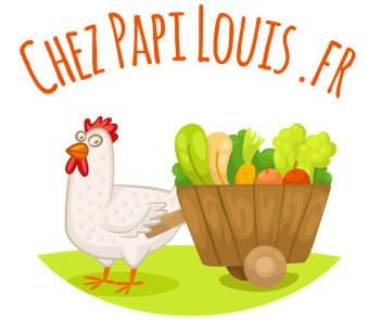 Vente de fruits et légumes et produits locaux au Castellet (Var) : Chez Papi Louis